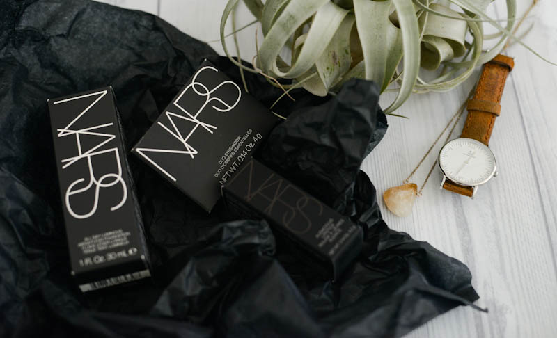NARS cosmetics favourites best products review